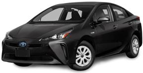 Toyota Prius Black